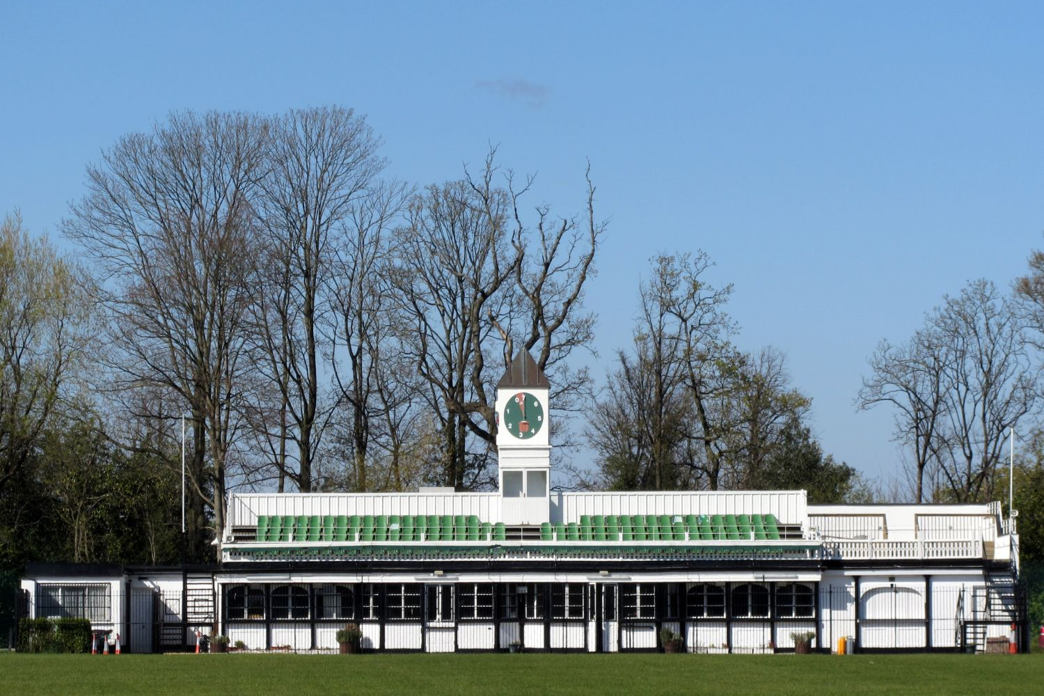 Polo stand, Phoenix Park